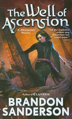 The Well of Ascension #2 Mistborn, Brandon Sanderson
