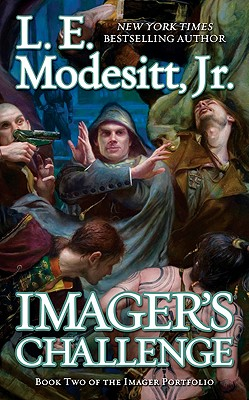 Image for Imager's Challenge: Book Two of the Imager Portfolio