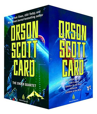 The Ender Quartet Box Set: Ender's Game, Speaker for the Dead, Xenocide, Children of the Mind, Orson Scott Card