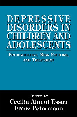 Image for Depressive Disorders in Children and Adolescents: Epidemiology, Risk Factors, and Treatment