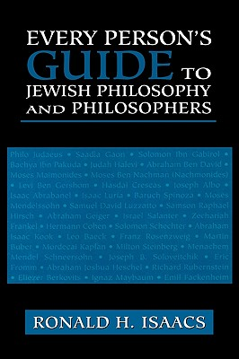 Image for Every Person's Guide to Jewish Philosophy and Philosophers