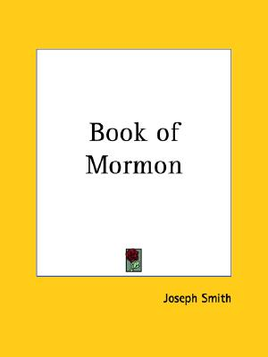 Image for Book of Mormon