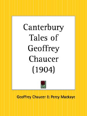 Image for Canterbury Tales of Geoffrey Chaucer