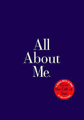 Image for All About Me: The Story of Your Life