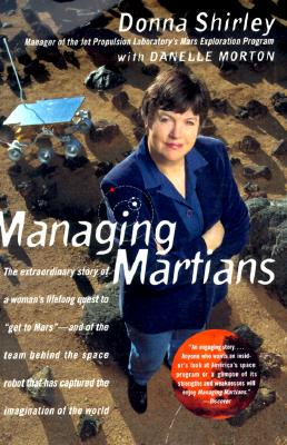 MANAGING MARTIANS, DONNA SHIRLEY