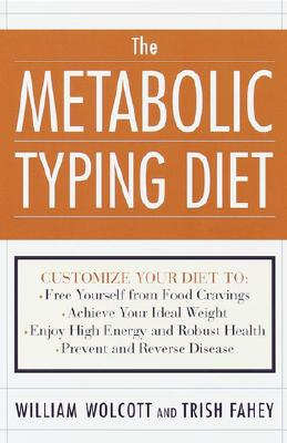 Image for METABOLIC TYPING DIET