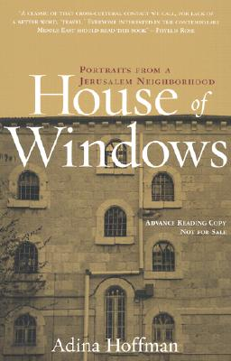 Image for HOUSE OF WINDOWS : PORTRAITS FROM A JERU