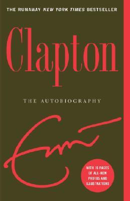 Clapton: The Autobiography, Clapton, Eric