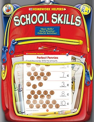School Skills, Grades PK - 1 (Homework Helper)