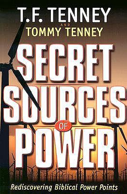 Image for Secret Sources of Power: Rediscovering Biblical Power Points