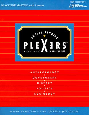 Image for Social Studies Plexers: A Collection of Word Puzzles : Anthropology, Govenment, History, Politics, Sociology