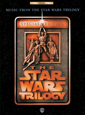 Music from The Star Wars Trilogy: Special Edition (Violin)