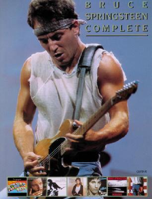 Image for Bruce Springsteen -- Complete: Guitar/Vocal/Chords