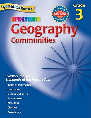 Image for Geography, Grade 3: Communities (Spectrum)