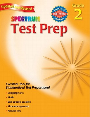 Image for Test Prep, Grade 2 (Spectrum)
