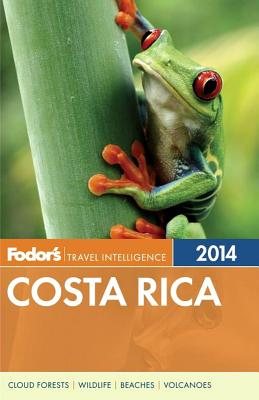 Image for Fodor's Costa Rica 2014 (Full-color Travel Guide)