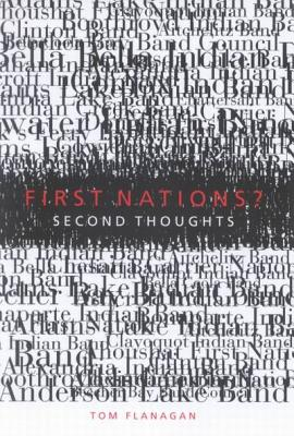 Image for FIRST NATIONS? SECOND THOUGHTS