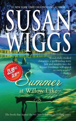 Summer at Willow Lake, Wiggs, Susan