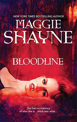 Bloodline (Wings in the Night), MAGGIE SHAYNE