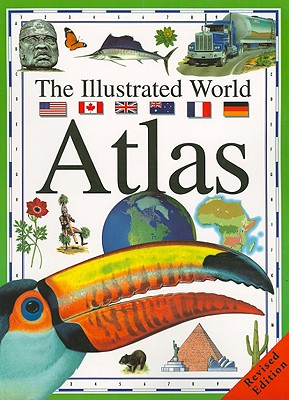 Image for The Illustrated World Atlas