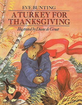 Image for A Turkey for Thanksgiving