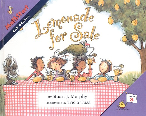 Lemonade for Sale (Mathstart: Level 3 (Prebound)), Murphy, Stuart J