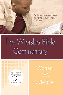 Image for Wiersbe Bible Commentary OT (Wiersbe Bible Commentaries)