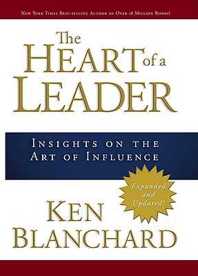 Image for HEART OF A  LEADER