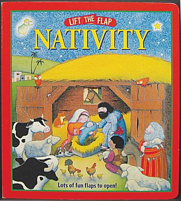 Image for Lift-the-Flap Nativity