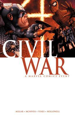 Civil War, Mark Millar