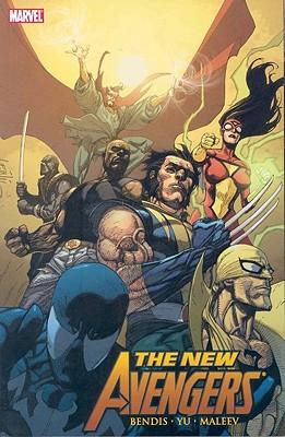 Image for New Avengers, Volume 6: Revolution