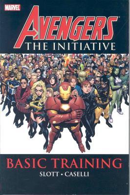Image for Avengers: The Initiative: Basic Training
