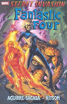 Image for Secret Invasion: Fantastic Four
