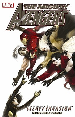 Mighty Avengers Vol. 4: Secret Invasion, Book 2, Bendis, Brian Michael