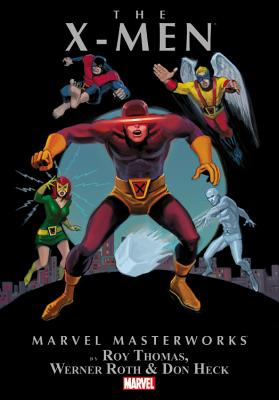 Image for Marvel Masterworks: The X-Men - Volume 4