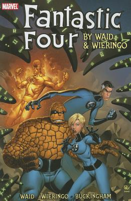 Image for Fantastic Four by Waid & Wieringo Ultimate Collection, Book 1
