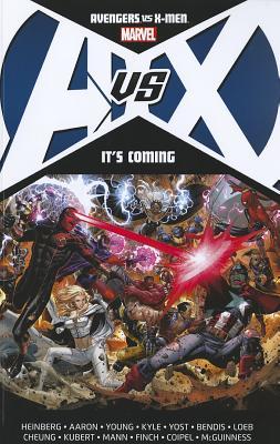 Image for Avengers vs. X-Men: It's Coming