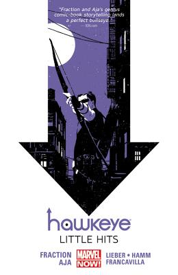 Image for HAWKEYE: LITTLE HITS