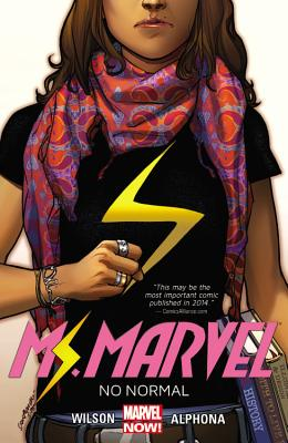 Image for Ms. Marvel Volume 1: No Normal