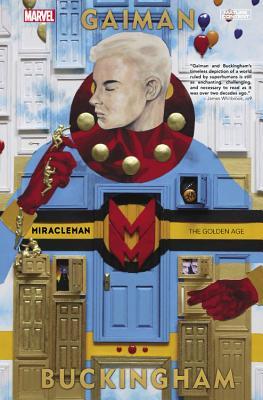 Miracleman: The Golden Age, Gaiman, Neil