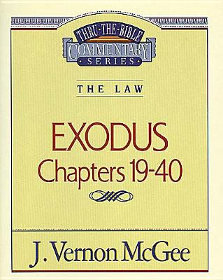 Image for EXODUS CHAPTERS 19-40