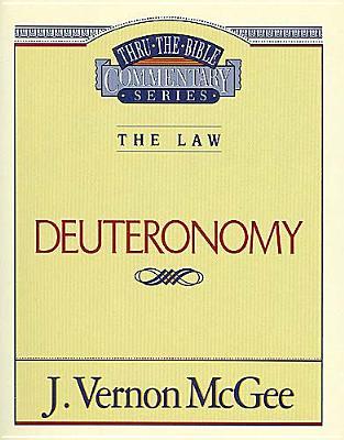 Image for Deuteronomy (Thru the Bible)