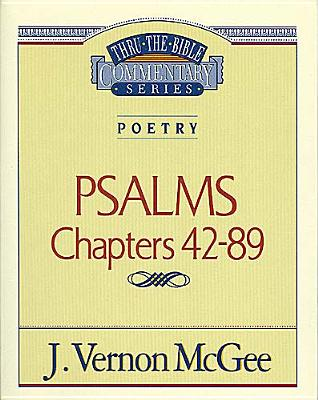 Image for Poetry:  Psalms II Chapters 42-89 (Thru the Bible)
