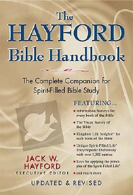 Image for The Hayford Bible Handbook