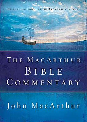 Image for The MacArthur Bible Commentary