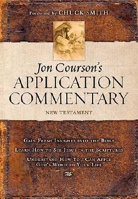 Image for Jon Courson's Application Commentary: New Testament