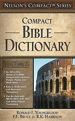 Image for Compact Bible Dictionary (Nelson's Compact Series)