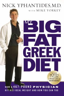 Image for MY BIG FAT GREEK DIET