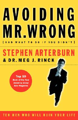 Image for Avoiding Mr. Wrong (and What To Do If You Didn't)