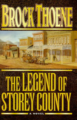 Image for The Legend of Storey County: A Novel